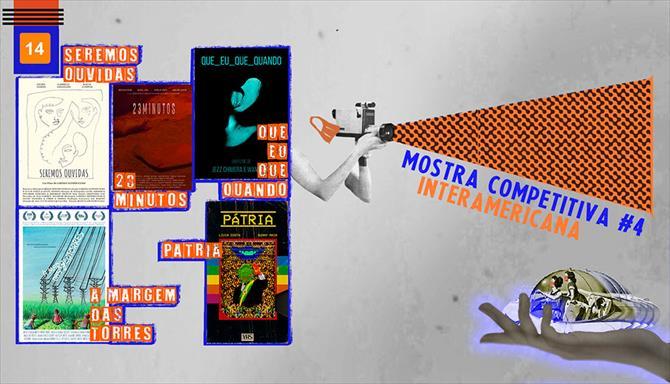 Mostra Competitiva Interamericana - Sessão 4