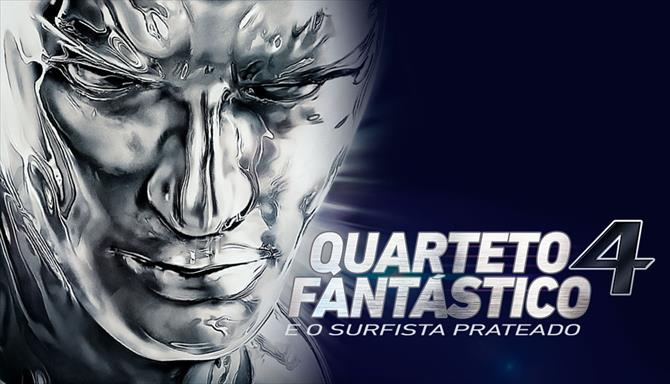 Quarteto Fantástico e o Surfista Prateado
