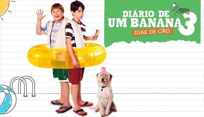 Diário de um Banana 3 - Dias de Cão