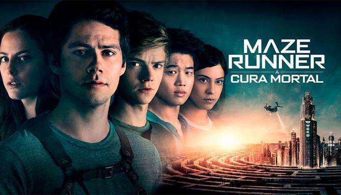 Maze Runner - A Cura Mortal