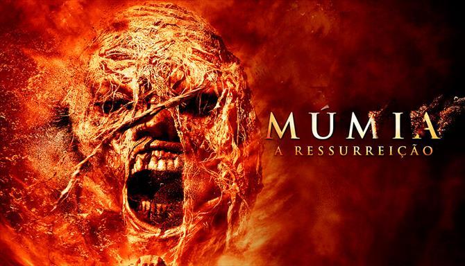 Múmia - A Ressurreição