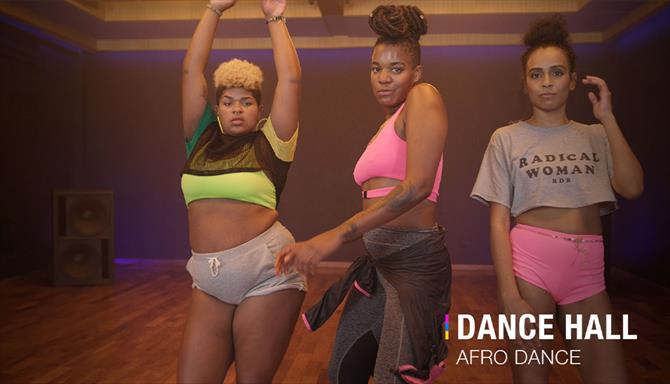 AfroDance - Dance Hall