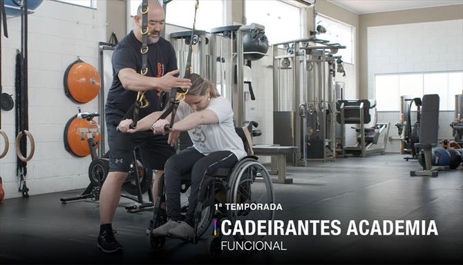 Funcional Cadeirantes Academia - 1ª Temporada