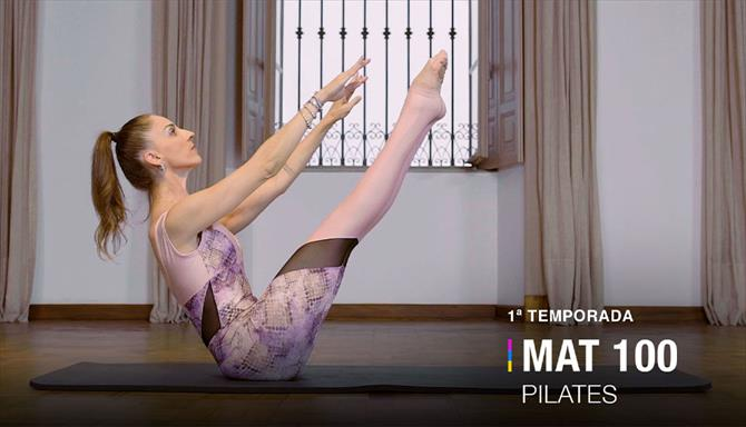Mat100 Pilates