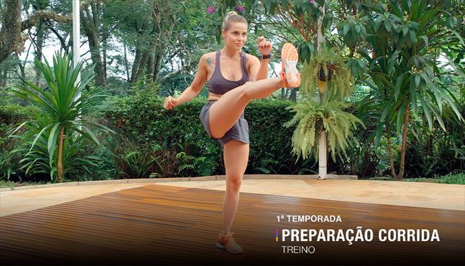 Preparação Corrida Treino - 1ª Temporada
