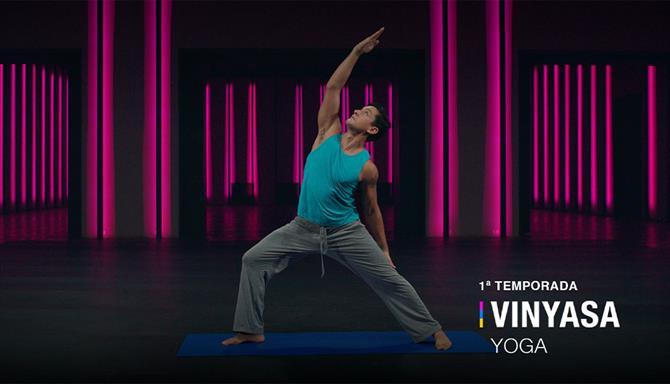 Vinyasa Yoga - 1ª Temporada