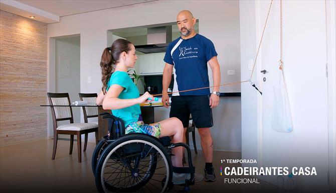 Funcional Cadeirantes Casa - 1ª Temporada