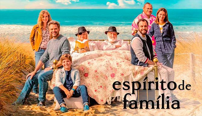 Espírito de Família - Pré-Lançamento