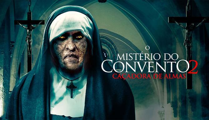 O Mistério do Convento 2 - Caçadora de Almas