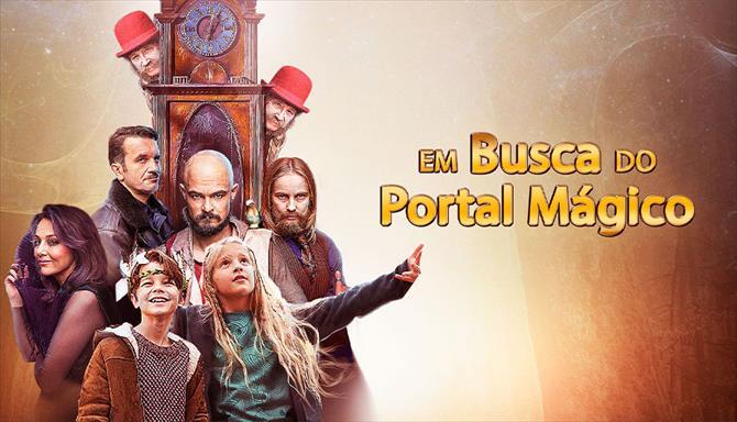 Em Busca do Portal Mágico
