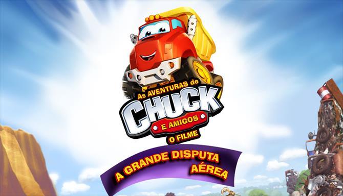 As Aventuras de Chuck e Amigos - A Grande Disputa Aérea - O Filme