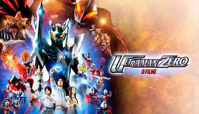 Ultraman Zero - O Filme