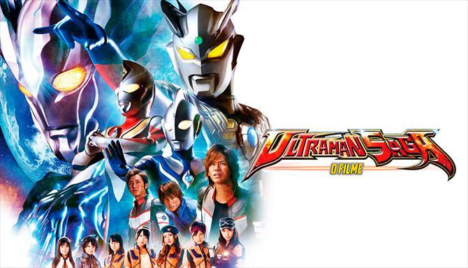 Ultraman Saga - O Filme