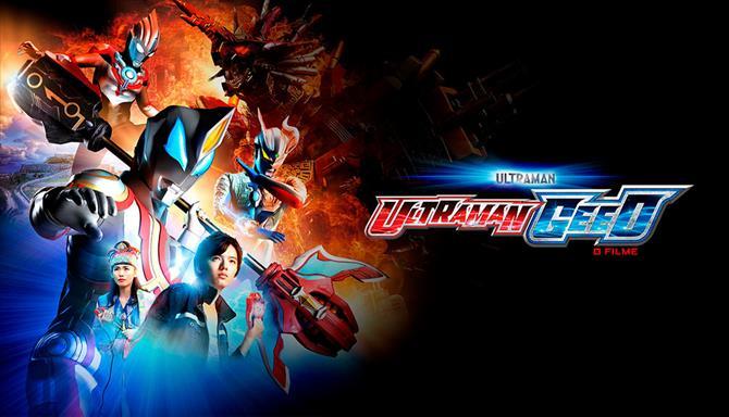 Ultraman Geed - O Filme