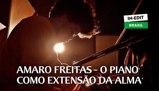 Amaro Freitas - O Piano Como Extensão da Alma