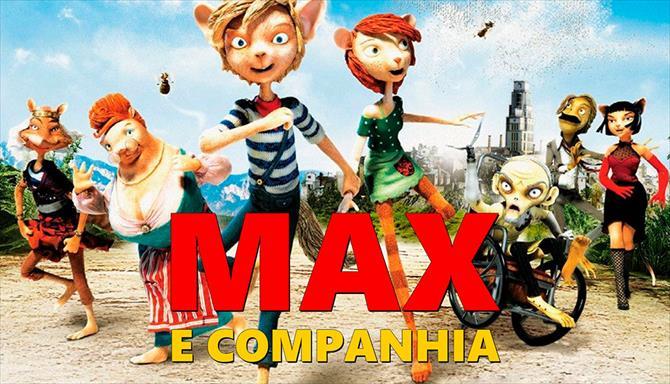 Max e Companhia