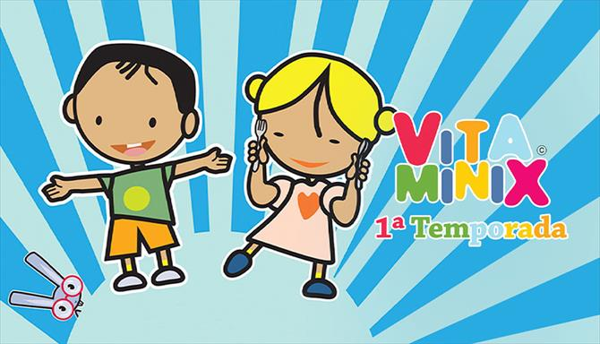 Vitaminix - 1ª Temporada