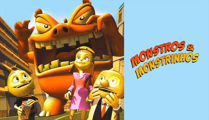Monstros e Monstrinhos