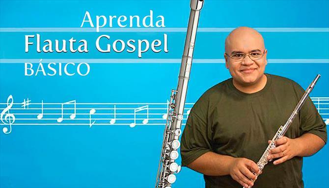 Aprenda Flauta Gospel Básico