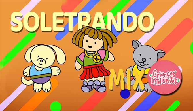 Crianças Inteligentes - Português Mix 4
