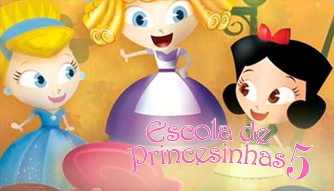 Escola de Princesinhas 5