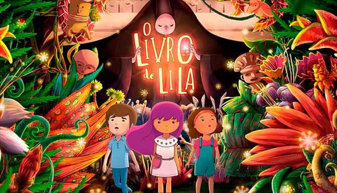 O Livro de Lila