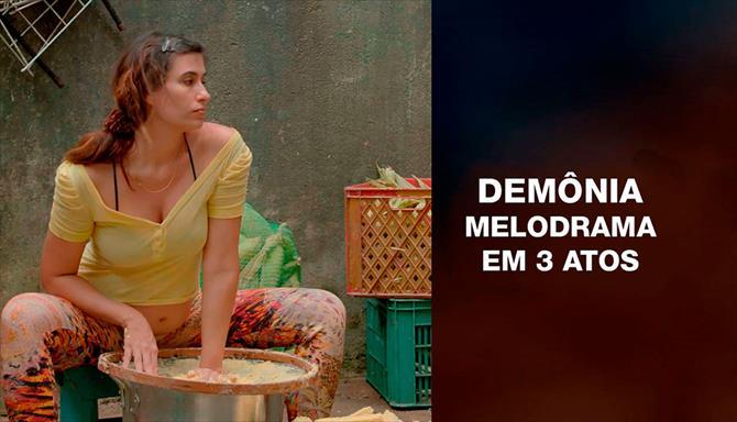 Demônia - Melodrama em 3 Atos