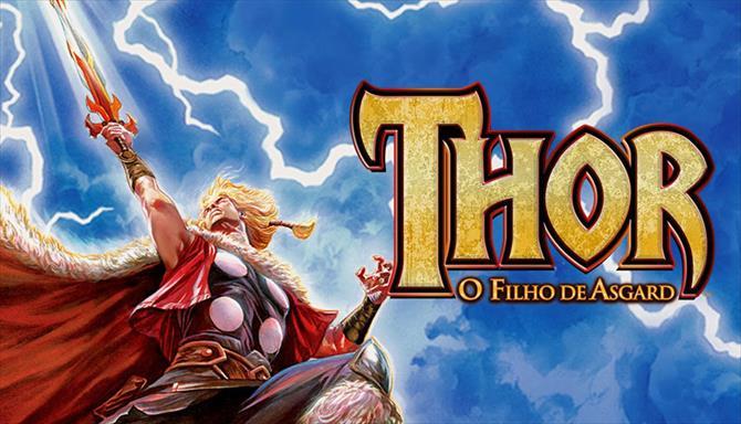 Thor - O Filho de Asgard