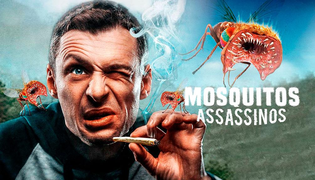 Mosquitos Assassinos