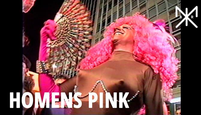 Homens Pink