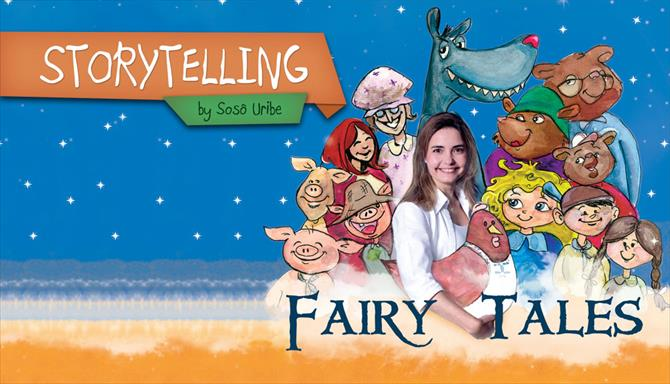 Fairy Tales - Storytelling by Sosô Uribe