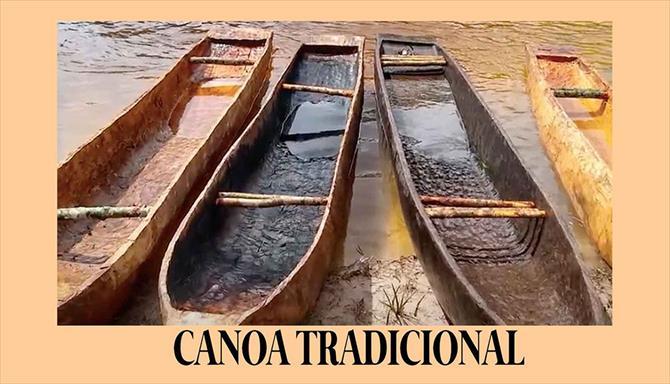 Canoa Tradicional