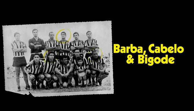 Barba, Cabelo & Bigode