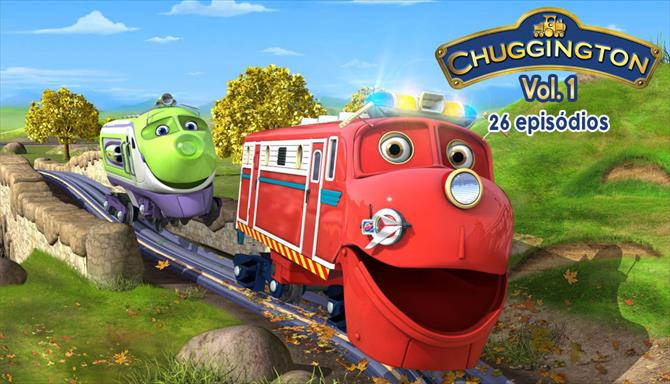 Chuggington - Volume 1