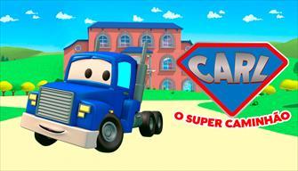 Carl o Super Caminhão - Volume 1