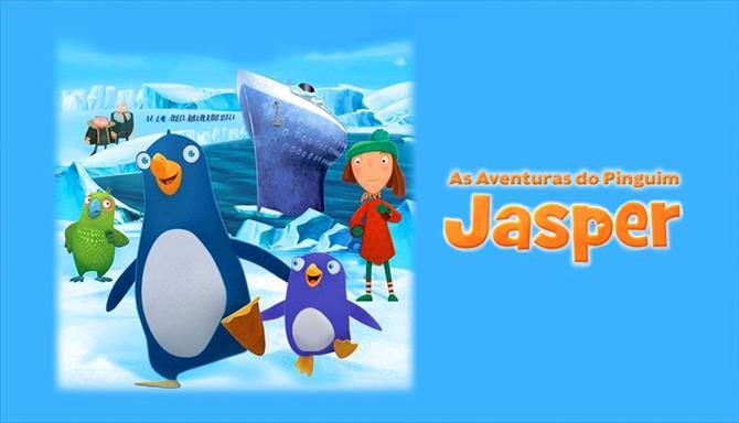 As Aventuras do Pinguim Jasper