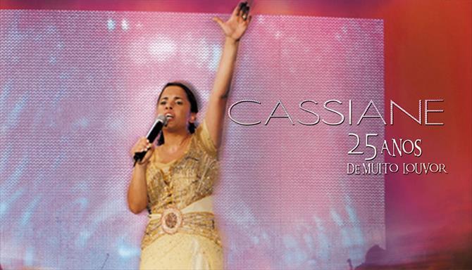 Cassiane - 25 Anos de Muito Louvor