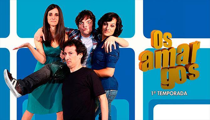Os Amargos - 1ª Temporada