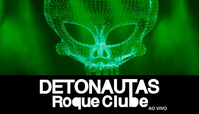 Detonautas - Roque Clube - Ao Vivo no Rock In Rio