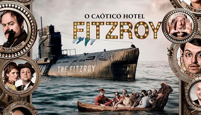 O Caótico Hotel Fitzroy