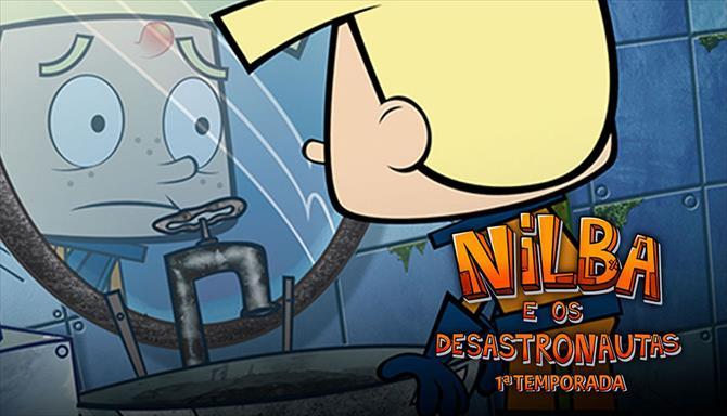 Nilba e os Desastronautas - 1ª Temporada