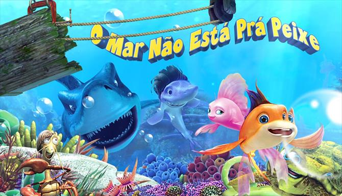 O Mar Não Está Pra Peixe - Tubarões à Vista!
