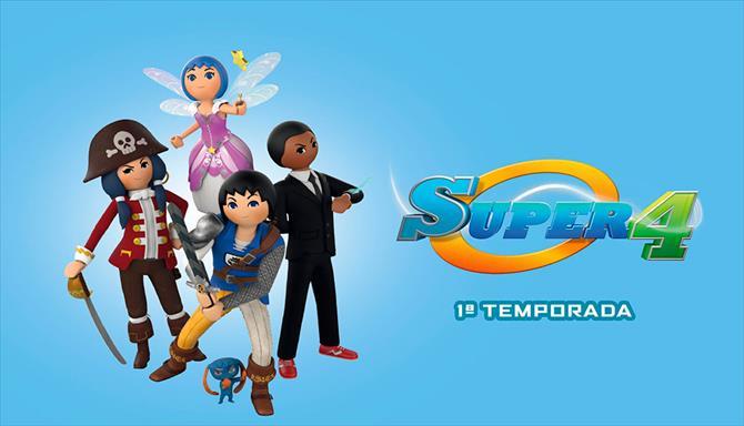 Super 4 - 1ª Temporada
