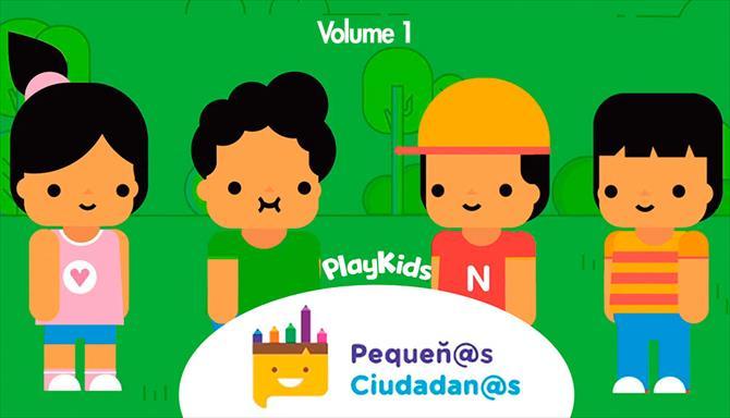 Pequeños Ciudadanos - Volume 1