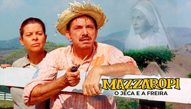 Mazzaropi - O Jeca e a Freira