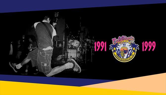 Califórnia Brasileira - O Hardcore Punk em Santos 1991 - 1999