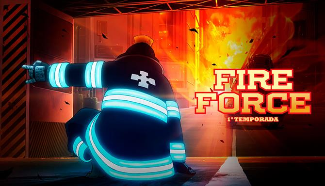 Fire Force - 1ª Temporada