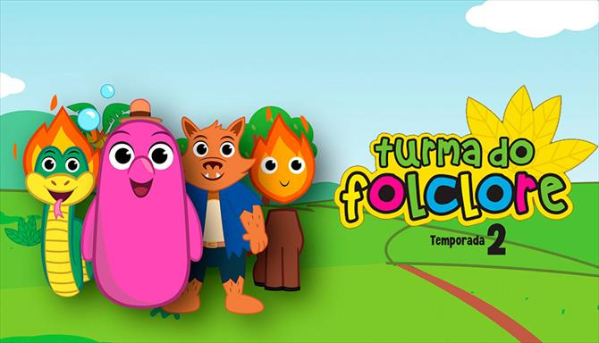 Turma do Folclore - 2ª Temporada