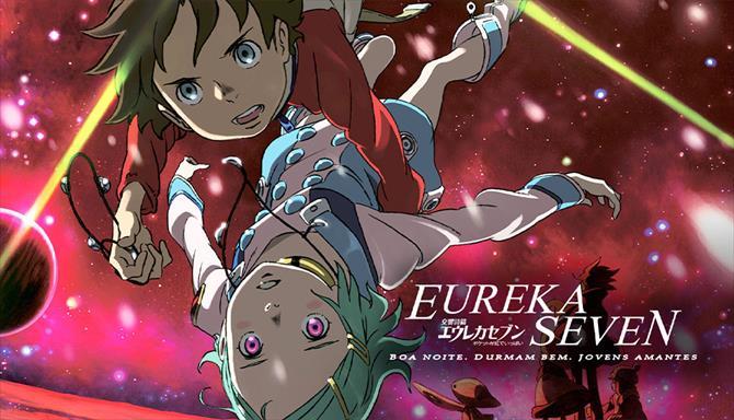 Eureka Seven - Boa Noite. Durmam Bem. Jovens Amantes