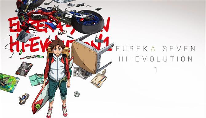 Eureka Seven - Hi Evolution 1